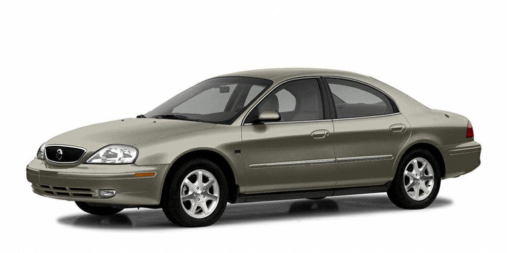 2003 Mercury Sable LS Premium Win a bargain on this 2003 Mercury Sable LS Premium while we have it