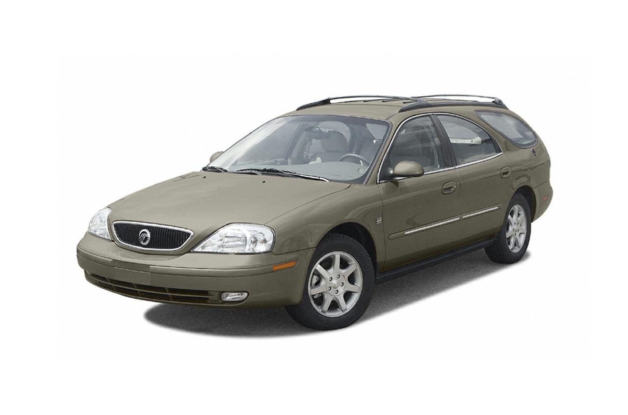 2003 Mercury Sable LS Premium Miles 59004Stock 161732B VIN 1MEHM59S13A626842