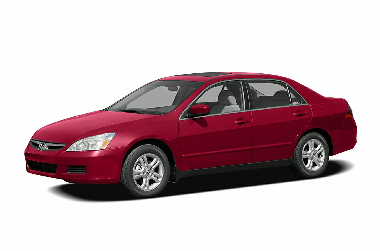 2006 Honda Accord 24 LX LX 1 OWNER ALL SERVICES DONE  LOADED WITH LUXURY OPTIONS - DRIVES AMAZI