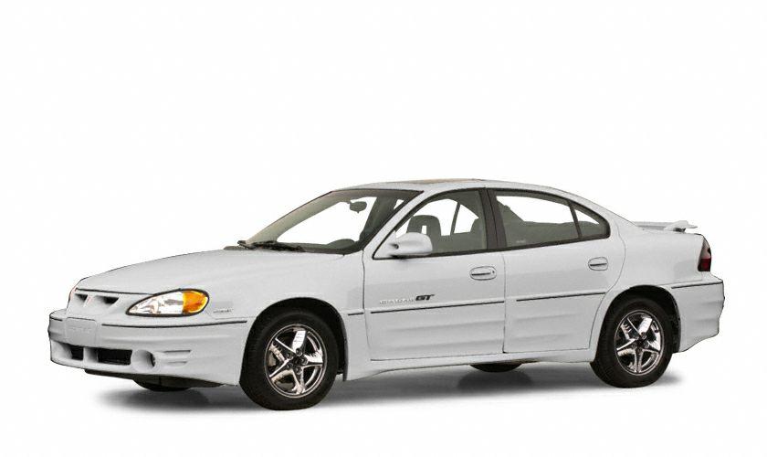 2001 Pontiac Grand Am GT1 Pontiac Grand Am 2001 GT1 34L V6 SFI Ram Air Miles 160876Stock 6368