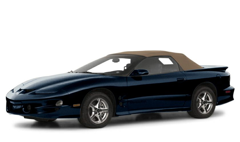 2001 Pontiac Firebird Base  WHEN IT COMES TO EXCELLENCE IN USED CAR SALES YOU KNOW YOURE AT S