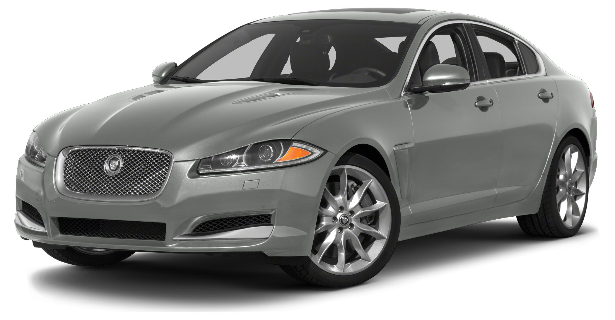 2013 Jaguar XF V6 SC This Jaguar is all about the luxury Navigation Leather interior and all the