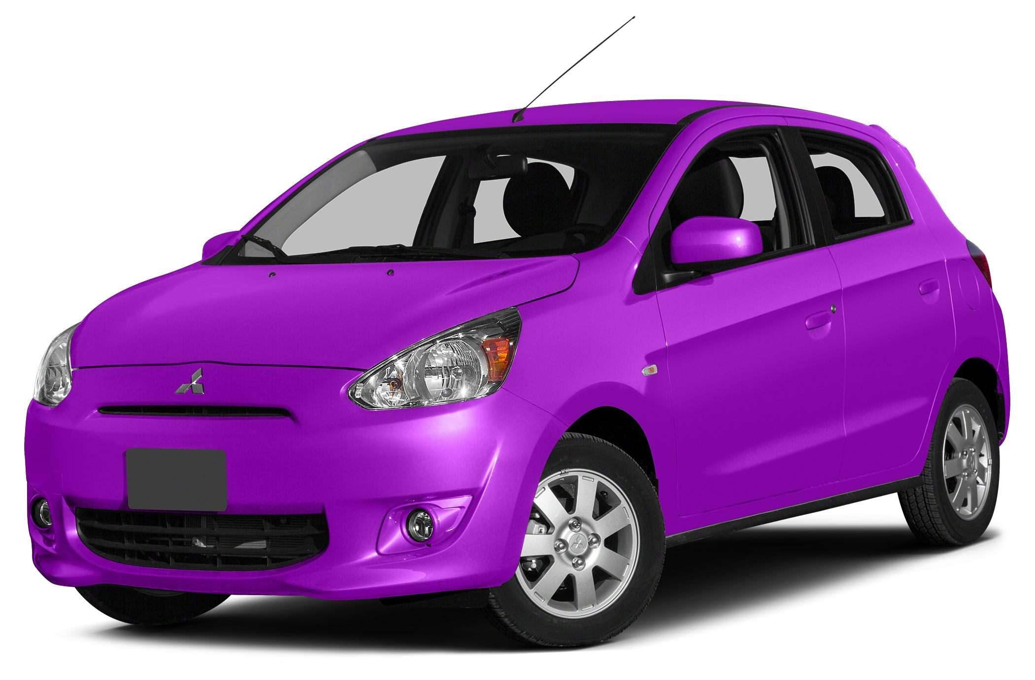 2014 Mitsubishi Mirage DE 2014 MIRAGE WITH BALANCE OF FACTORY WARRANTY FOR ABOUT HALF PRICE OF NEW