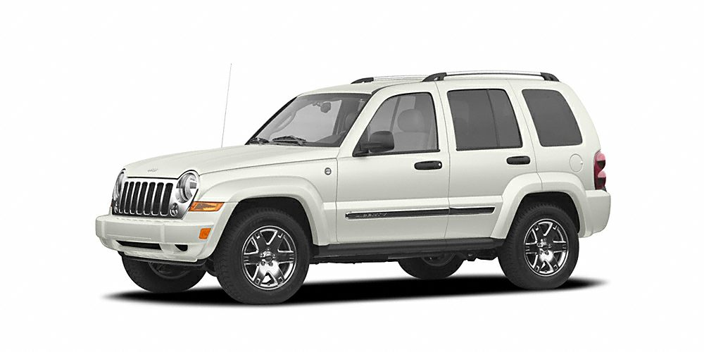 2006 Jeep Liberty Limited Get ready to ENJOY Are you READY for a Jeep Want to stretch your purc