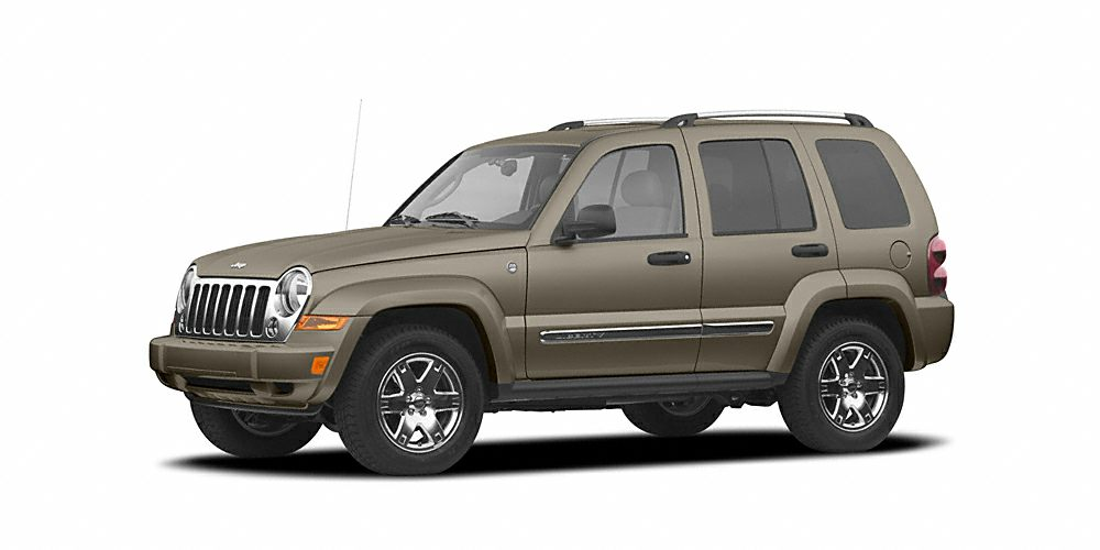 2006 Jeep Liberty Limited All the right ingredients 4WD Palm Chevrolet Ocala is honored to offer
