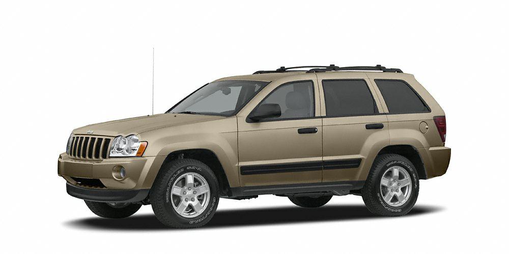 2006 Jeep Grand Cherokee Laredo Miles 80468Color Gray Stock 19470 VIN 1J4GR48KX6C341778