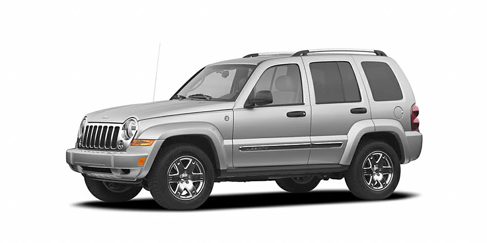 2006 Jeep Liberty Sport SUPER CLEAN IN AND OUT 5 DAY 300 MILE EXCHANGERETURN POLICY  VALUE P