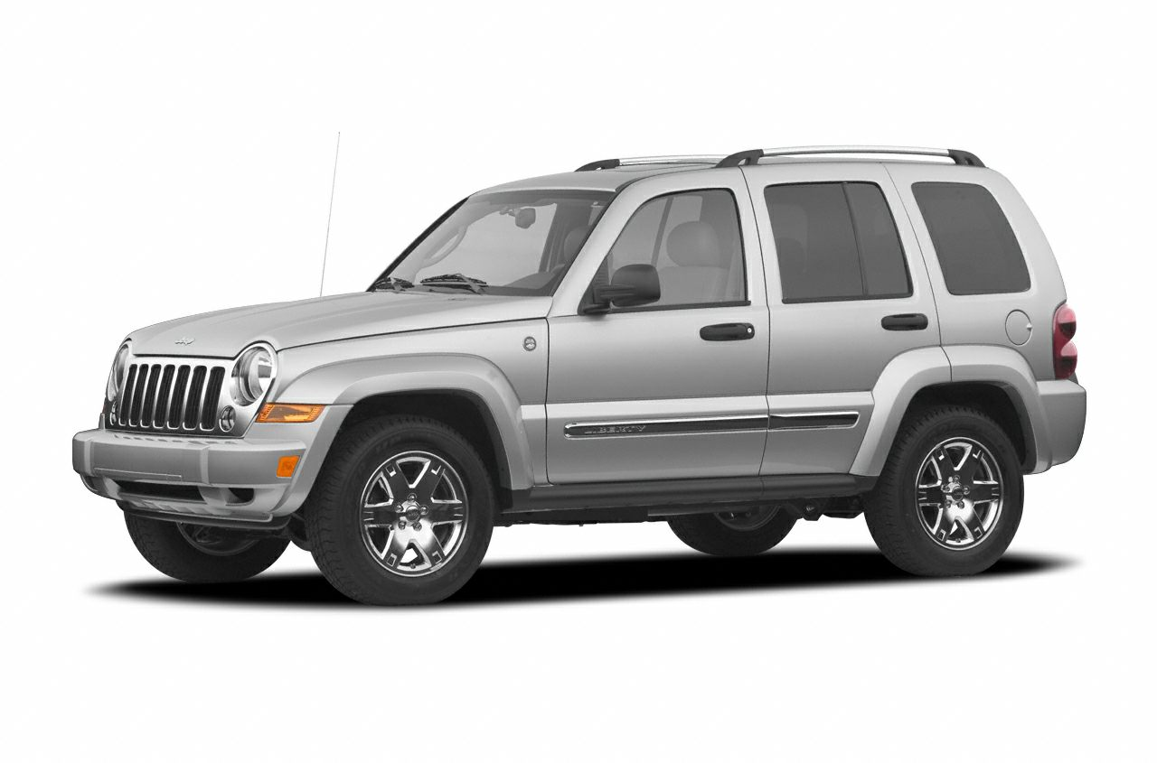 2006 Jeep Liberty Sport MUST SEEIMMACULATE CONDITIONPOWER WINDOWSROOF RACKSAMFMCD PLA