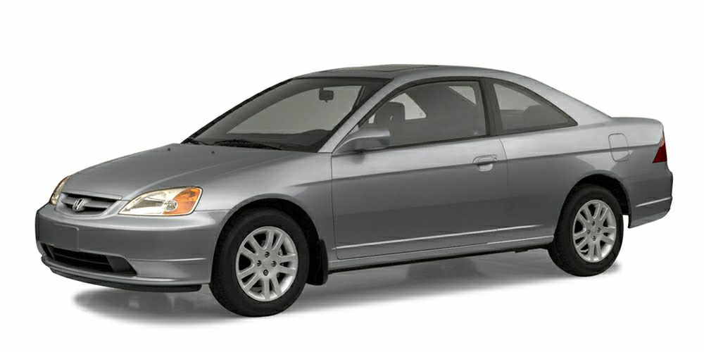 2002 Honda Civic EX 5spd manual Silver Bullet Are you interested in a simply great car Then tak