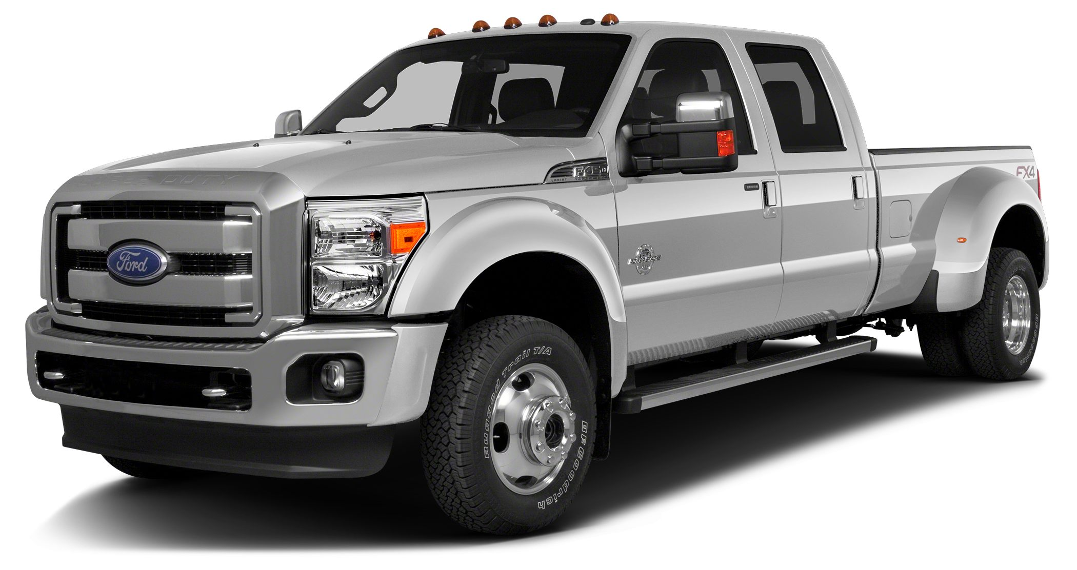 2016 Ford F-450 Lariat 4WD ABS brakes Alloy wheels Auto-dimming Rear-View mirror Compass Driv