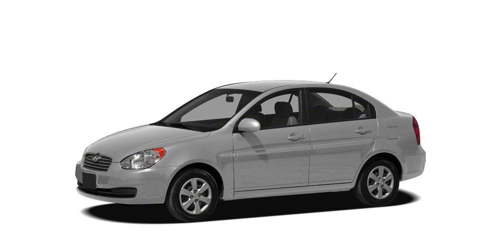 2009 Hyundai Accent GLS Miles 76152Color Platinum Silver Metallic  Pearl Stock 16355R VIN KM