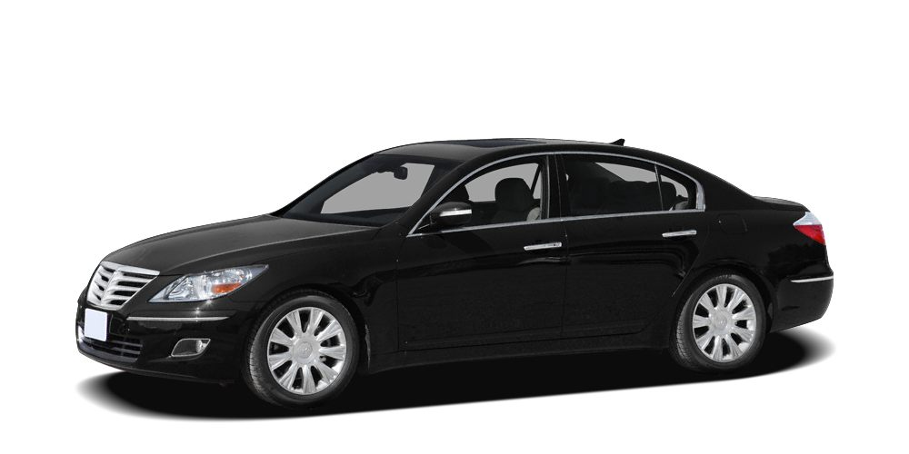 2009 Hyundai Genesis 46 Clean CARFAX Low miles indicate the vehicle is merely gently used The ca
