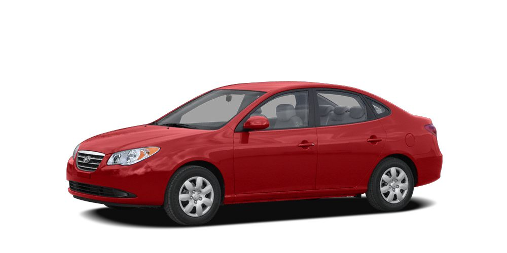 2009 Hyundai Elantra SE Miles 61351Color Apple Red Pearl Stock 18572 VIN KMHDU46D39U814961