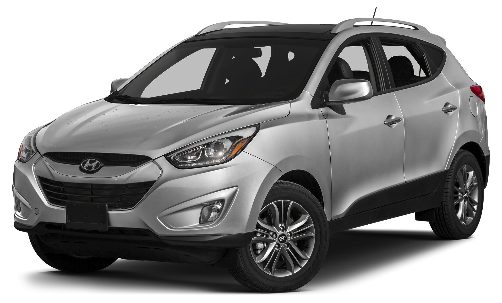 2014 Hyundai Tucson Limited 2014 Hyundai Tucson Limited in Diamond Silver Bluetooth for Phone and