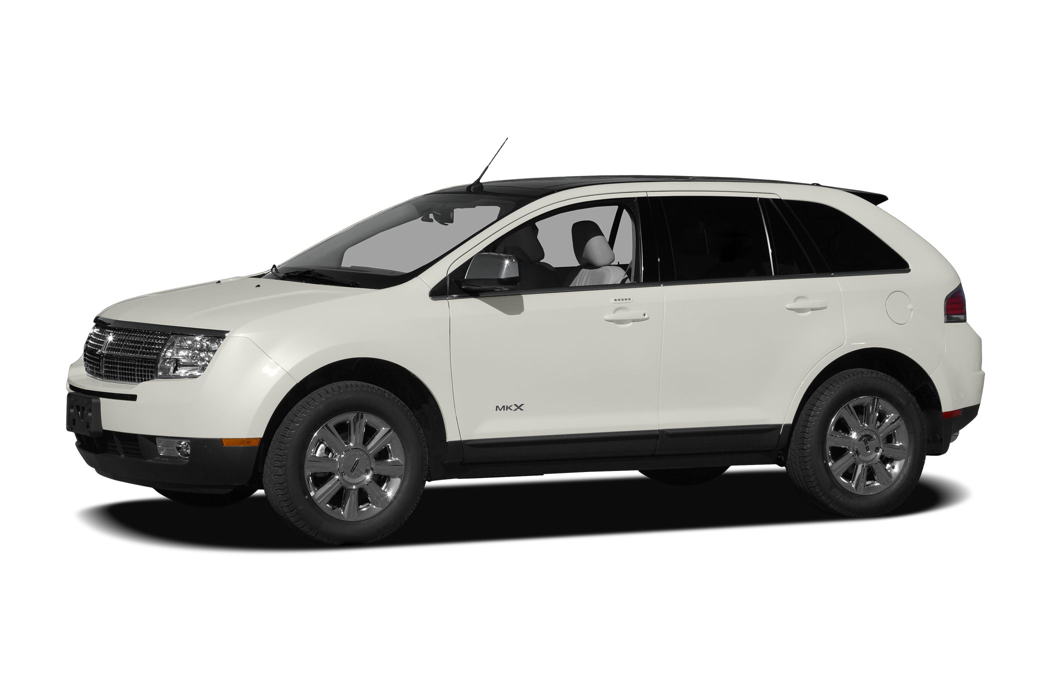 2007 Lincoln MKX Base Miles 78791Color Gray Stock L8966ZA VIN 2LMDU88C57BJ16225
