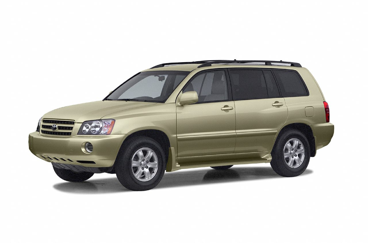 2002 Toyota Highlander   WHEN IT COMES TO EXCELLENCE IN USED CAR SALESYOU KNOWYOURE AT STAR