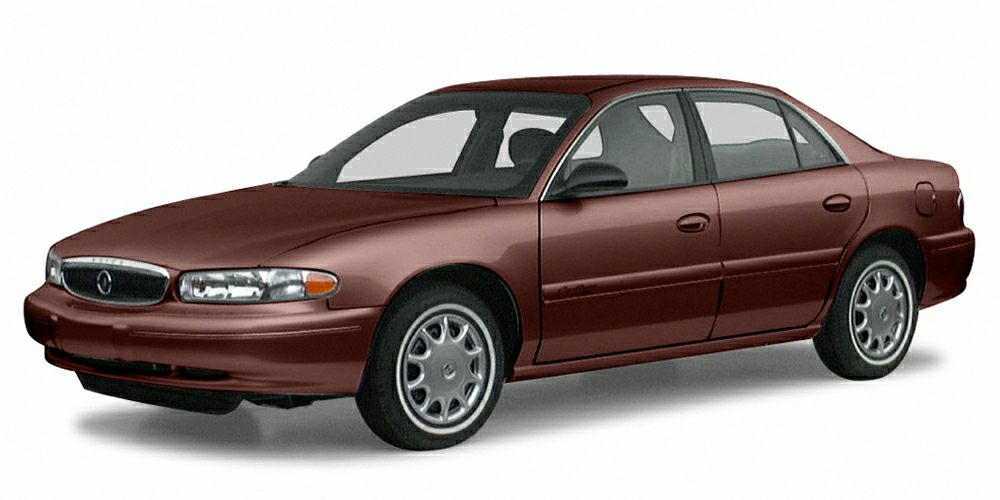 2002 Buick Century Limited Miles 110563Color Bordeaux Red Pearl Stock K10210A VIN 2G4WY55JX2