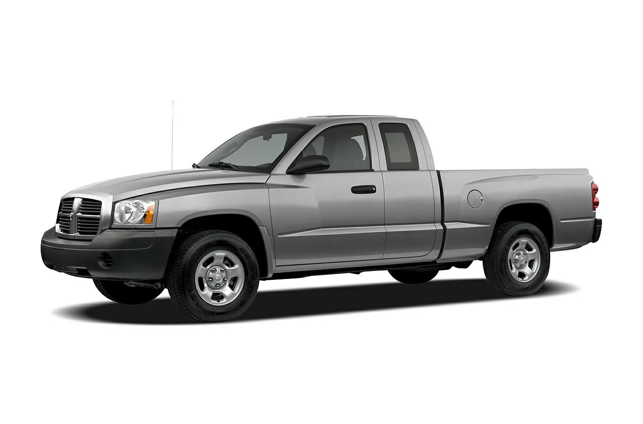 2006 Dodge Dakota ST FREE FIRST YEAR MAINTENANCE In a class by itself Real Winner Whole