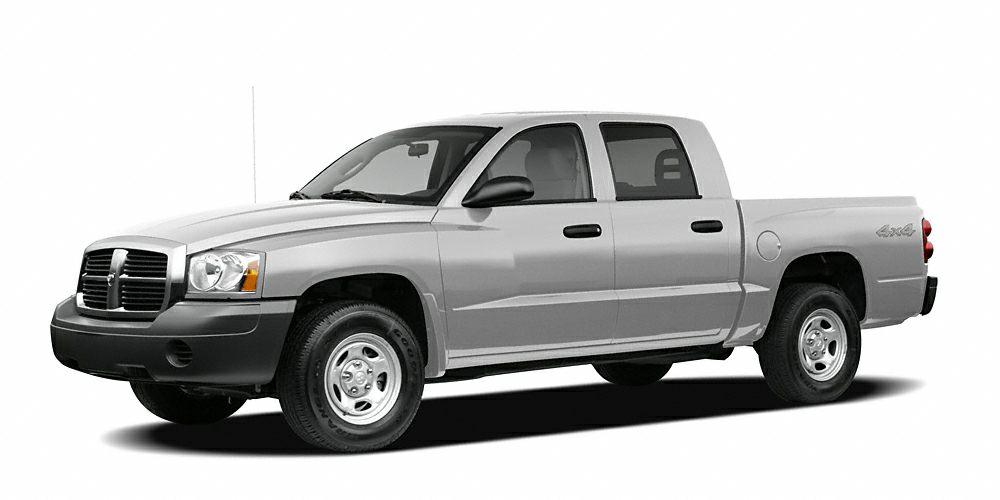 2006 Dodge Dakota SLT Miles 70801Color Silver Stock 17136 VIN 1D7HW48KX6S584568