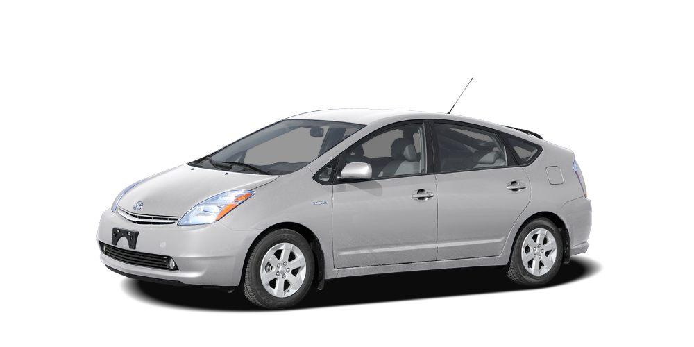 2008 Toyota Prius Base 20 YR200K WARRANTY CARFAX ONE OWNER The Brandon Honda Advantage Tal