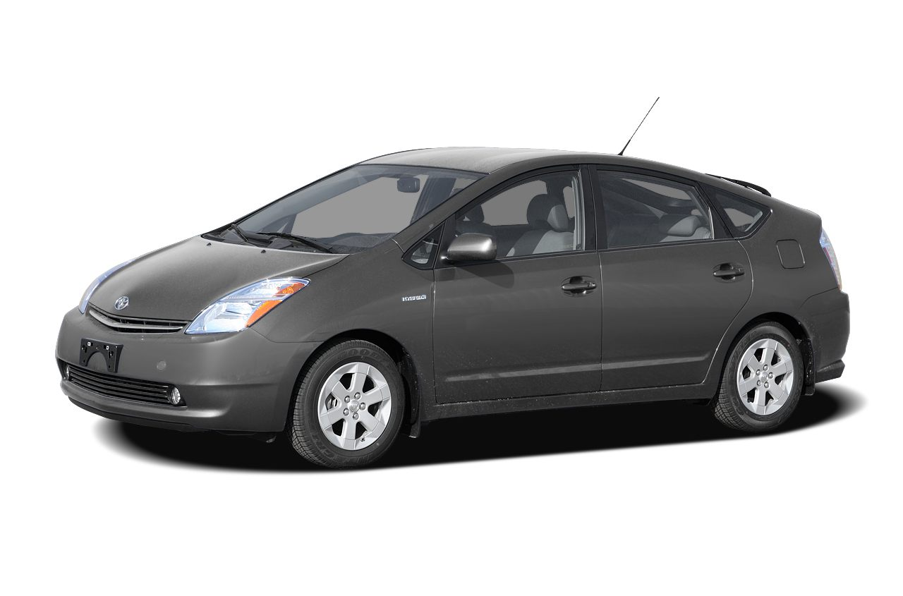2008 Toyota Prius Base Miles 167114Color Green Stock PN16204B VIN JTDKB20U283335420