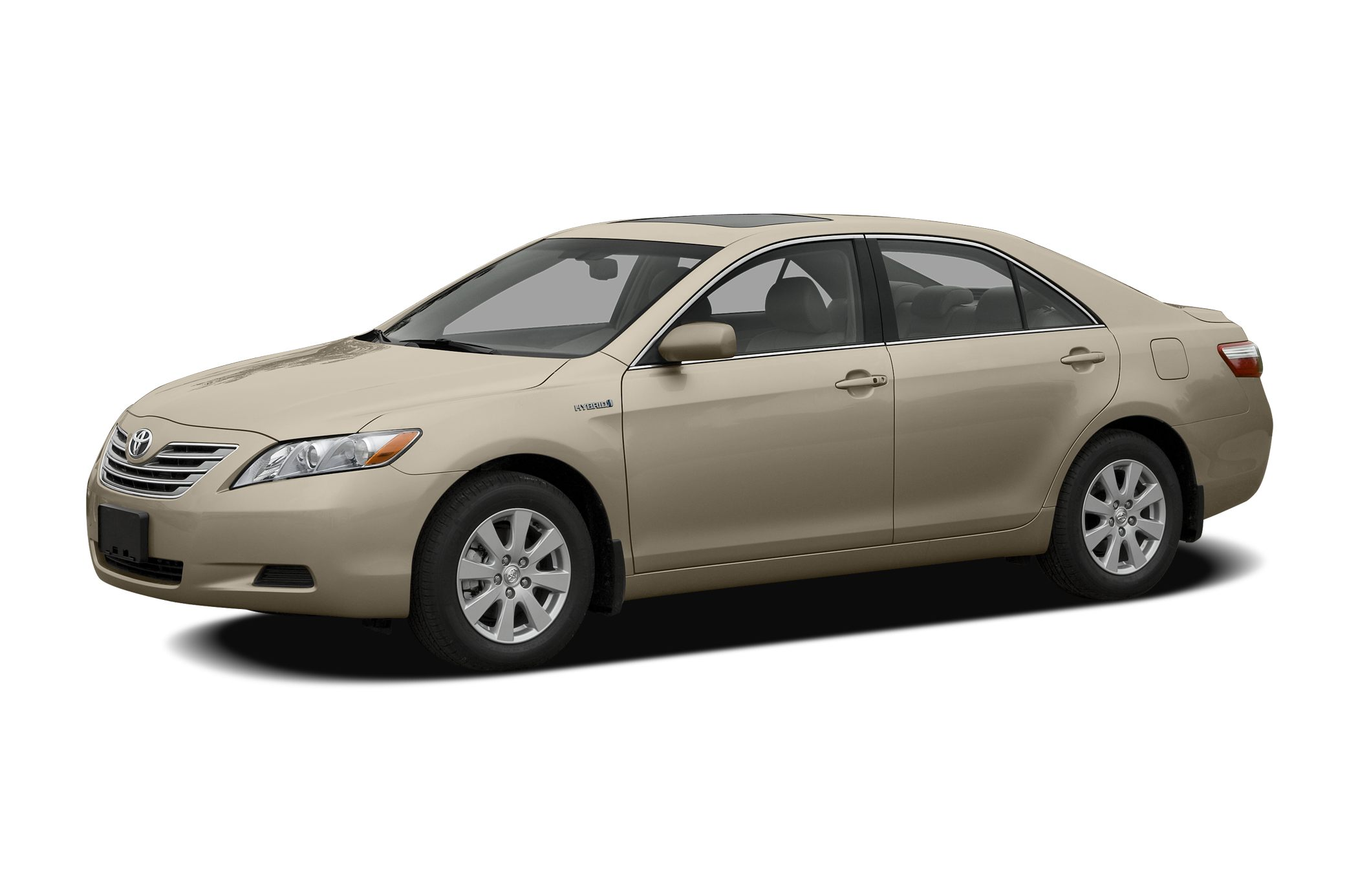 2008 Toyota Camry Hybrid Base 24L I4 Hybrid and Cloth Seating youll fit right into Has the mark