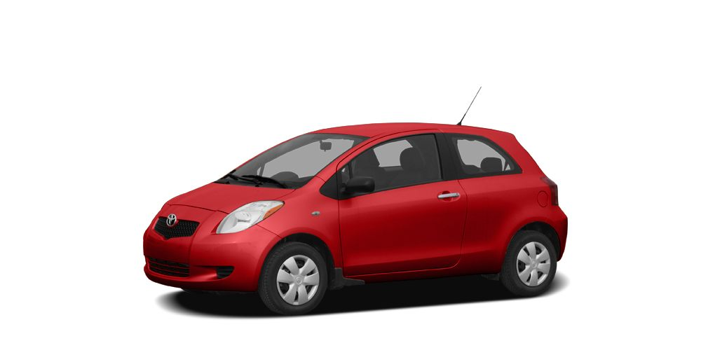 2008 Toyota Yaris Base Want to save some money Get the NEW look for the used price on this one ow