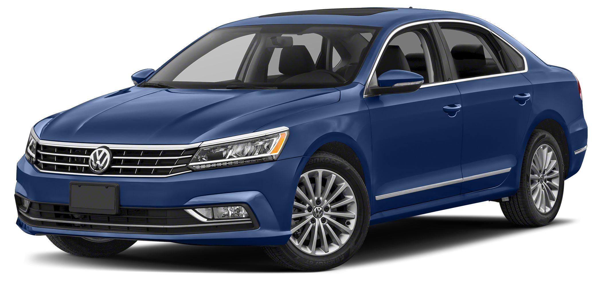 2016 Volkswagen Passat 18T SE w Technology Passat 18T SE 4D Sedan 18L 4-Cylinder Turbocharge