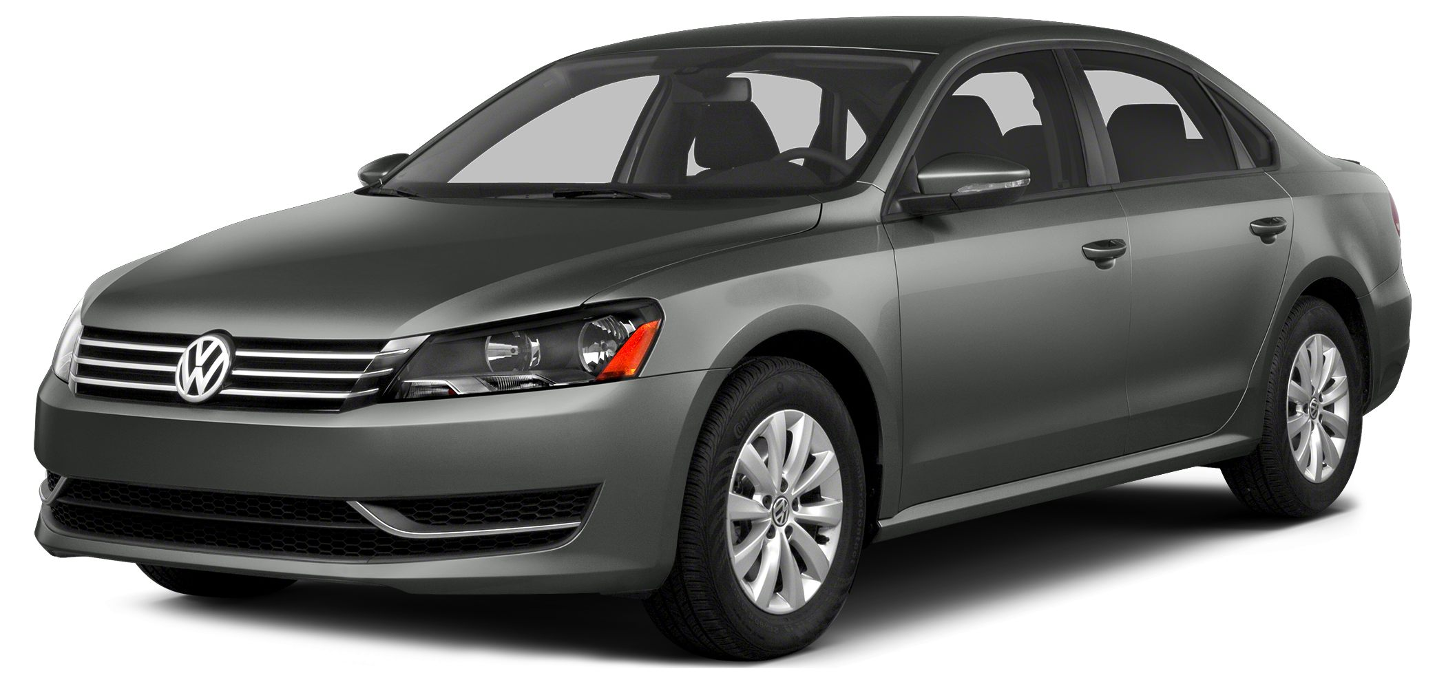 2015 Volkswagen Passat 18T S 2015 Volkswagen Passat 18T S in Platinum Gray Metallic All the rig
