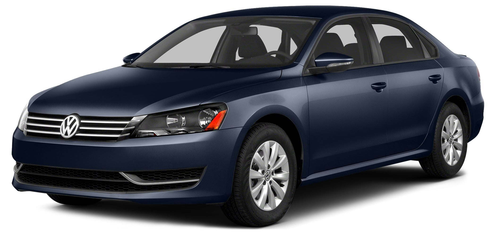2015 Volkswagen Passat  Stop stressing about driving safely with anti-lock brakes traction contro