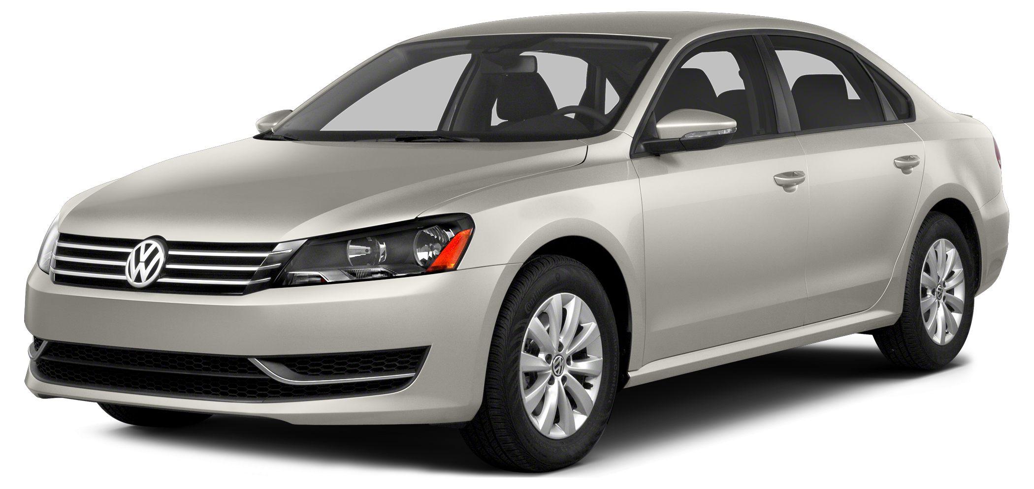 2015 Volkswagen Passat 18T Limited Edition The Volkswagen Passat has balanced proportions and an