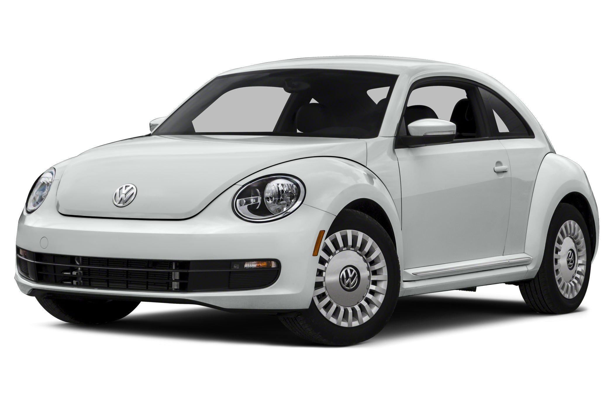 2016 Volkswagen Beetle 18T S Beetle 18T S 2D Hatchback 18L I4 Turbocharged DOHC 16V ULEV II 1