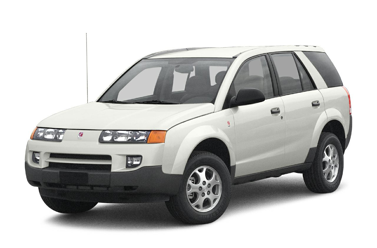 2003 Saturn VUE  Snatch a bargain on this 2003 Saturn VUE 4DR AWD V6 AT before its too late Comf