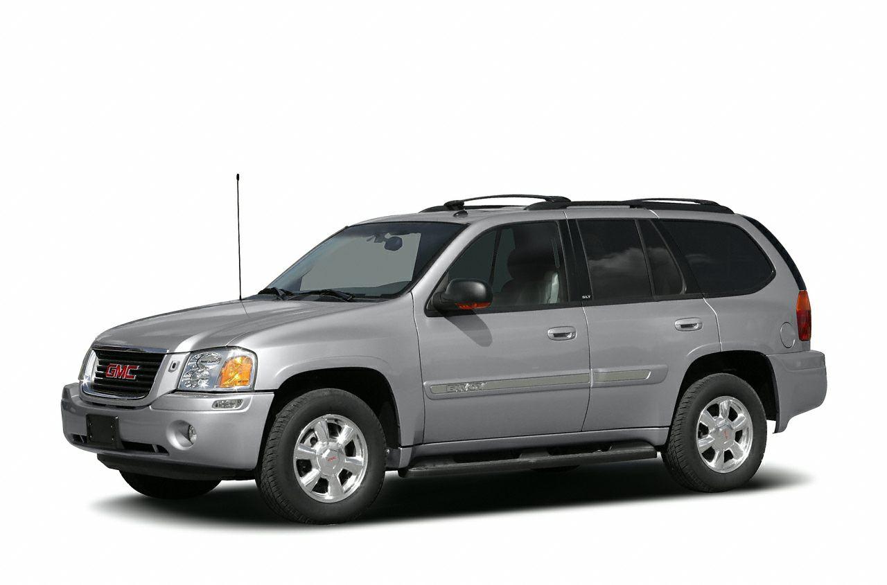 2004 GMC Envoy SLE Miles 52083Color Green Stock C5M185C VIN 1GKDS13S842434938