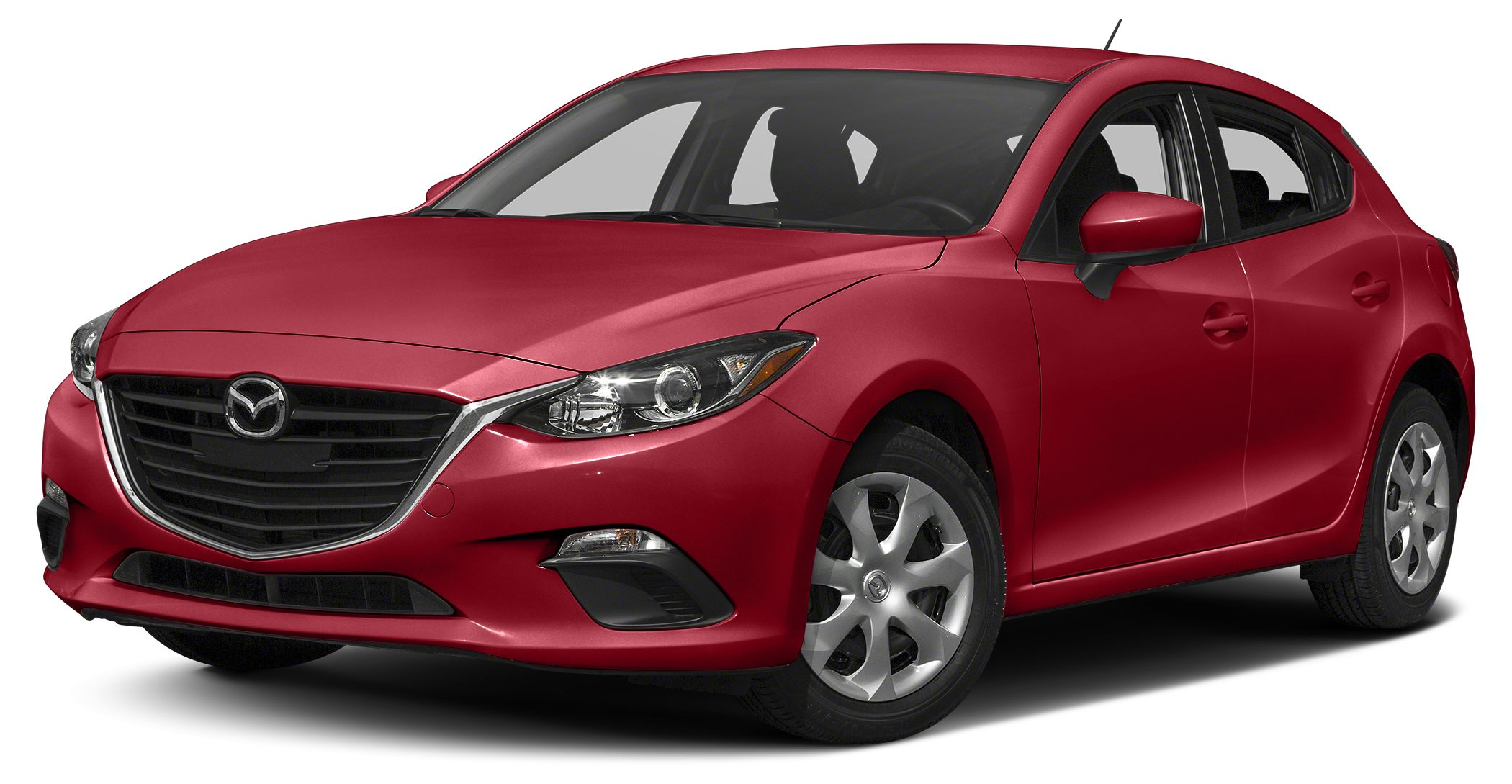 2016 Mazda MAZDA3 i Sport Miles 19918Color Soul Red Metallic Stock K9782A VIN 3MZBM1J72GM270