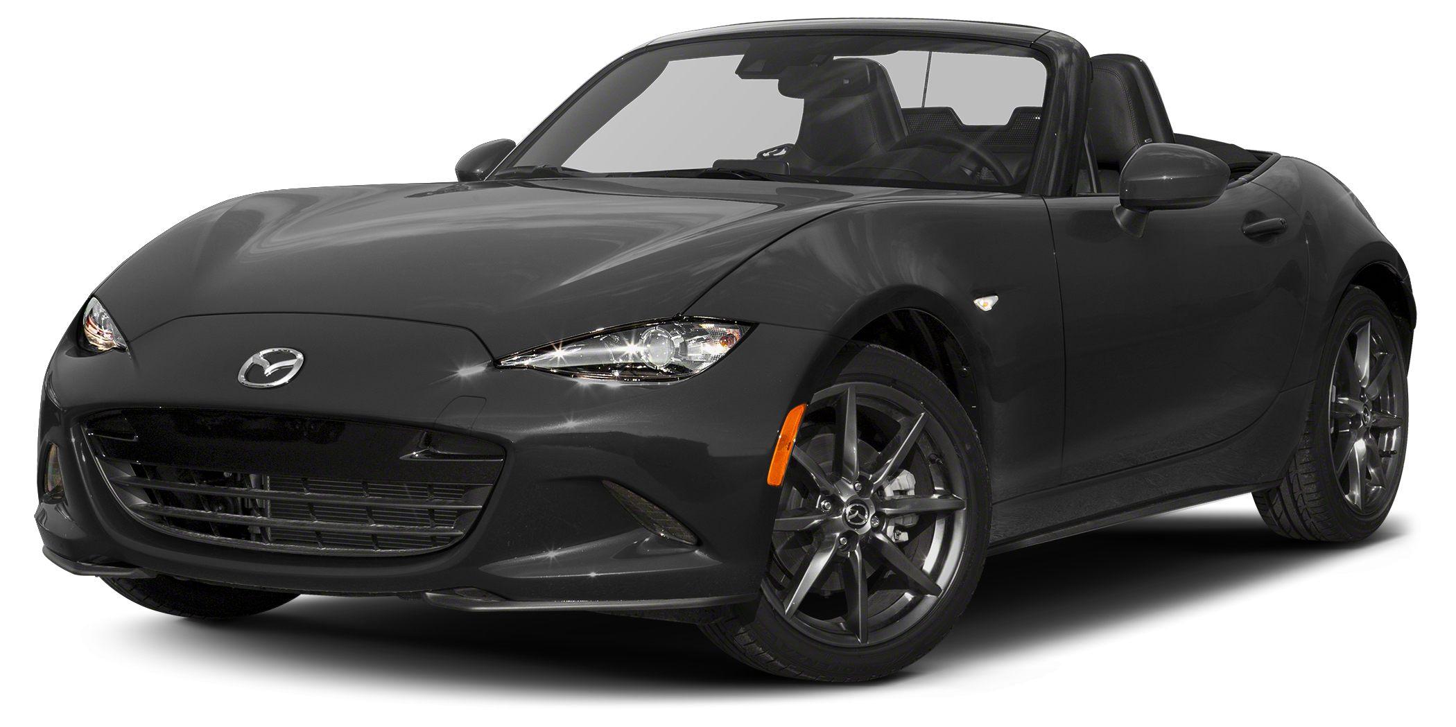 2016 Mazda Miata Sport Miles 1Color Jet Black Stock C9520 VIN JM1NDAB7XG0117492