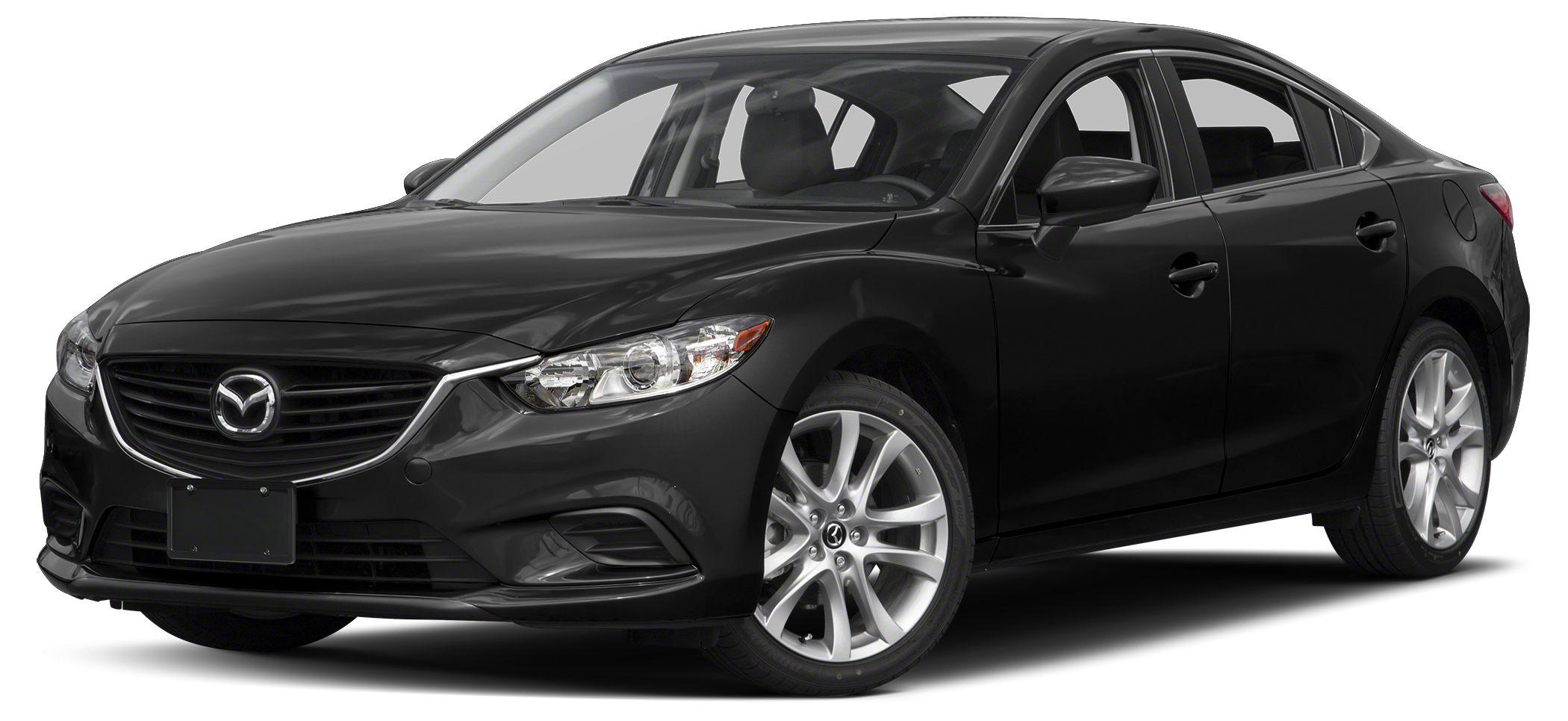 2016 Mazda MAZDA6 i Touring Miles 0Color Meteor Gray Stock C9111A VIN JM1GJ1V56G1441903