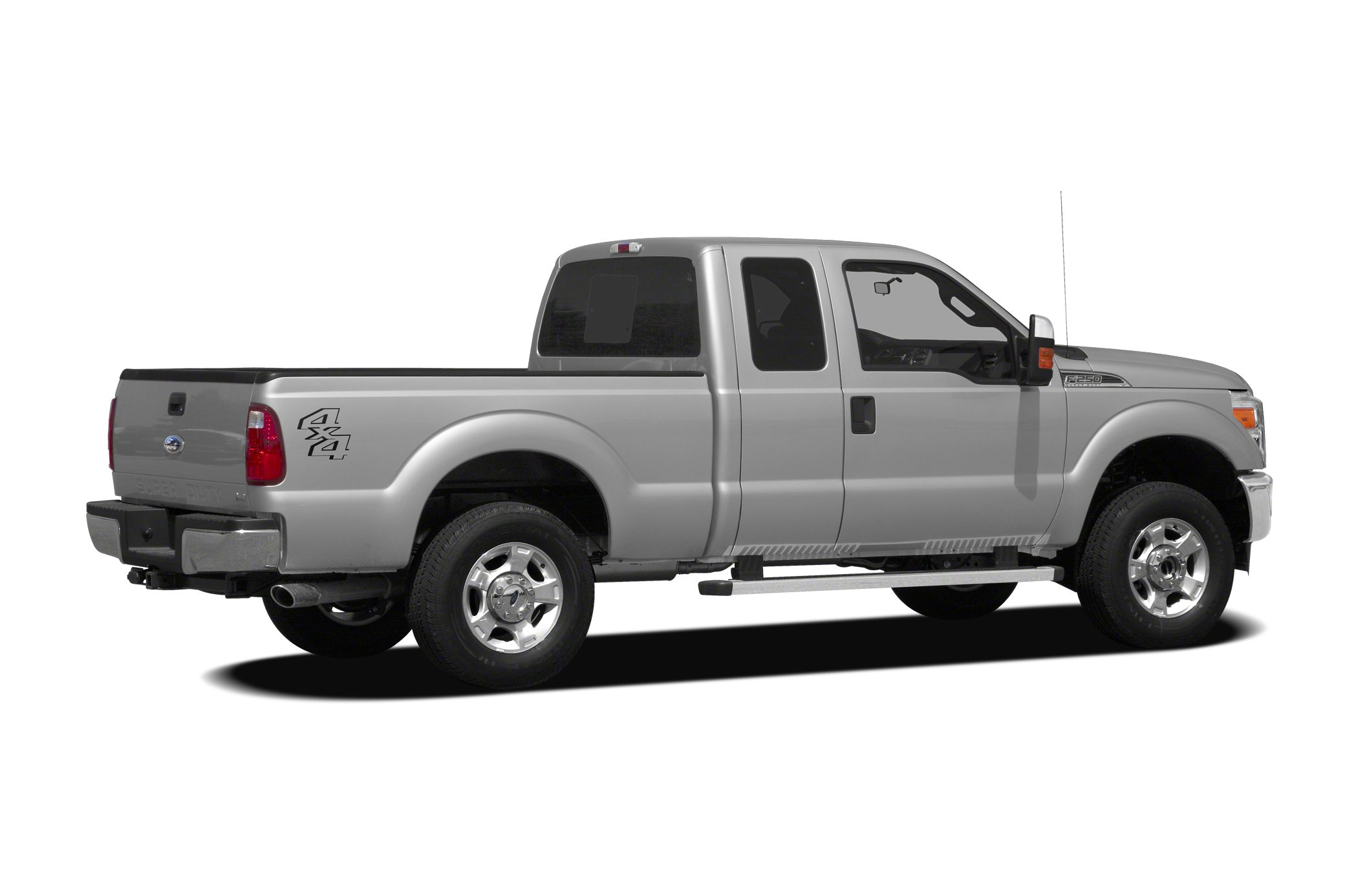 2011 Ford F-250 XLT 4WDAWD Miles 92510Color White Stock S2368 VIN 1FT7X2BT8BEC32297