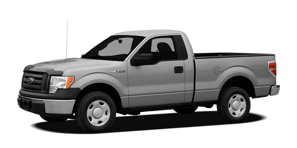 2011 Ford F-150 XL Auto Check 1 Owner and Ford Certified Pre-Owned Power Equipment Group Black P