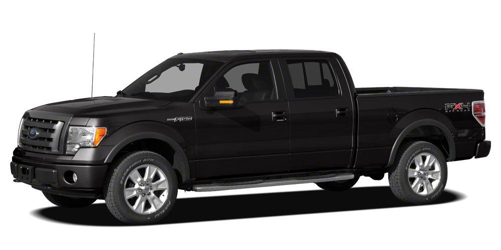 2011 Ford F-150 FX4 AUTOCHECK 1 OWNER CREW CAB 4X4 35L TURBO ECOBOOST ENGINE FX4  LUXU
