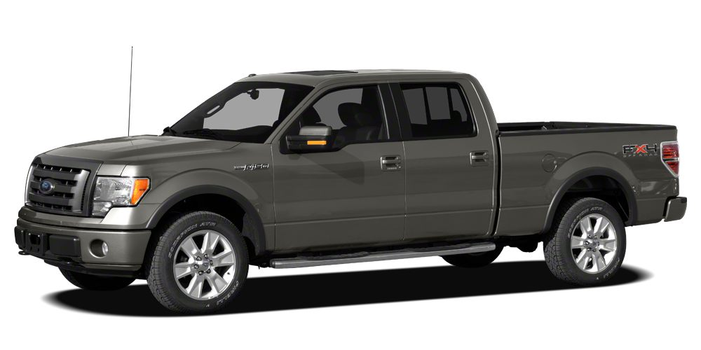 2011 Ford F-150 XLT GREAT MILES 46794 PRICED TO MOVE 1300 below Kelley Blue Book XLT trim iP