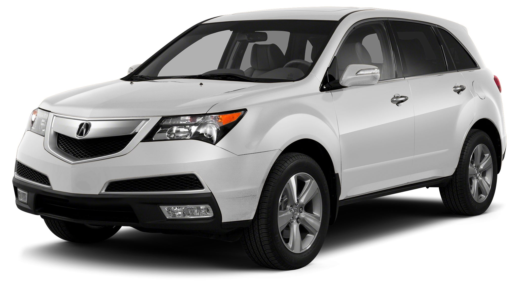 2013 Acura MDX 37 Technology Miles 37685Color Aspen White Pearl Stock 519340 VIN 2HNYD2H32D