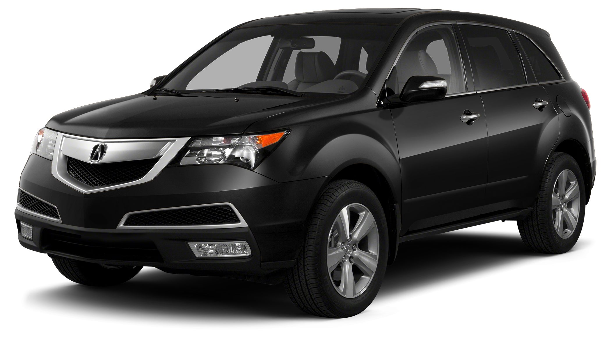 2013 Acura MDX 37 Miles 46613Color Crystal Black Pearl Stock J15571A VIN 2HNYD2H27DH504615