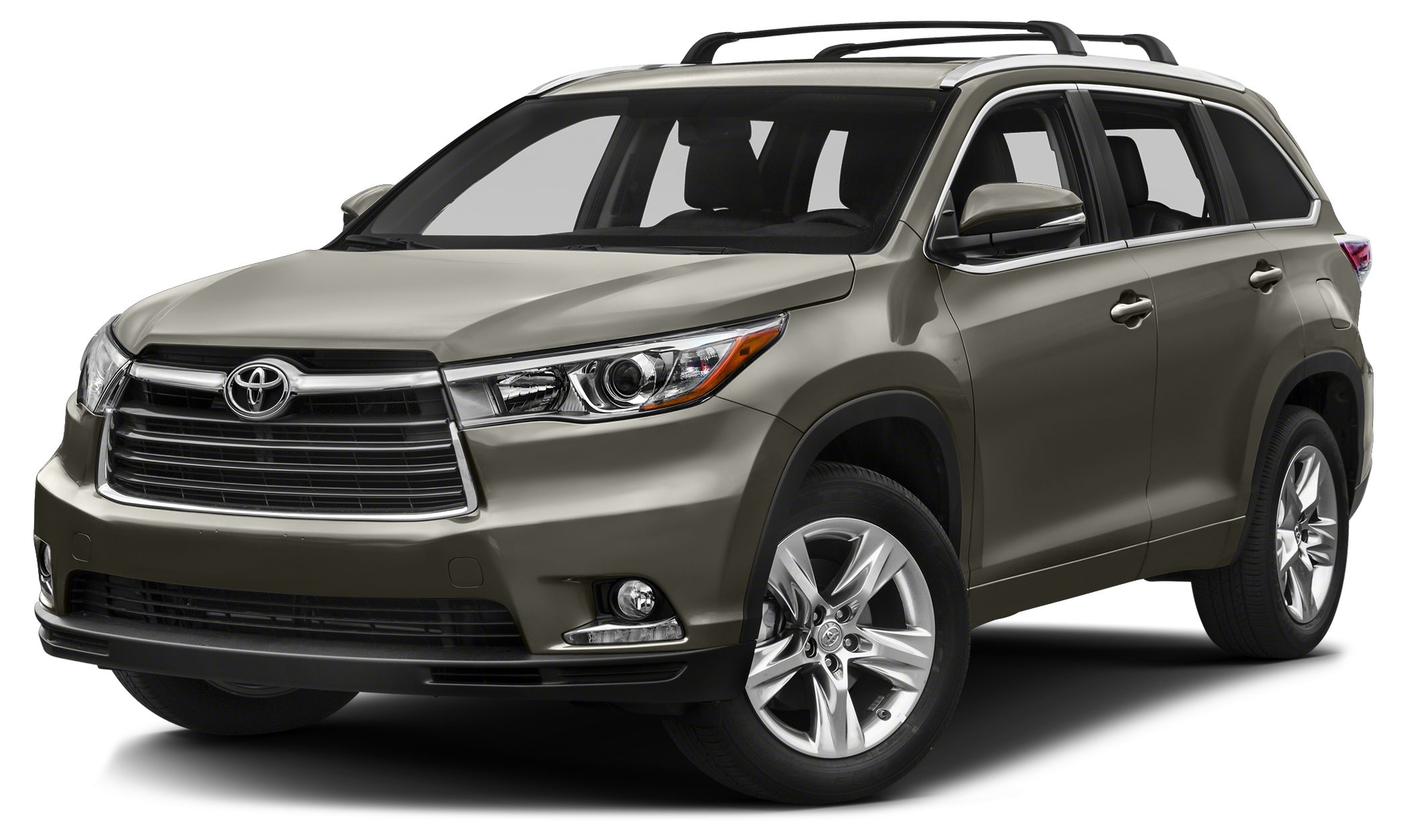 2015 Toyota Highlander XLE GREAT MILES 10775 FUEL EFFICIENT 24 MPG Hwy18 MPG City XLE trim Su