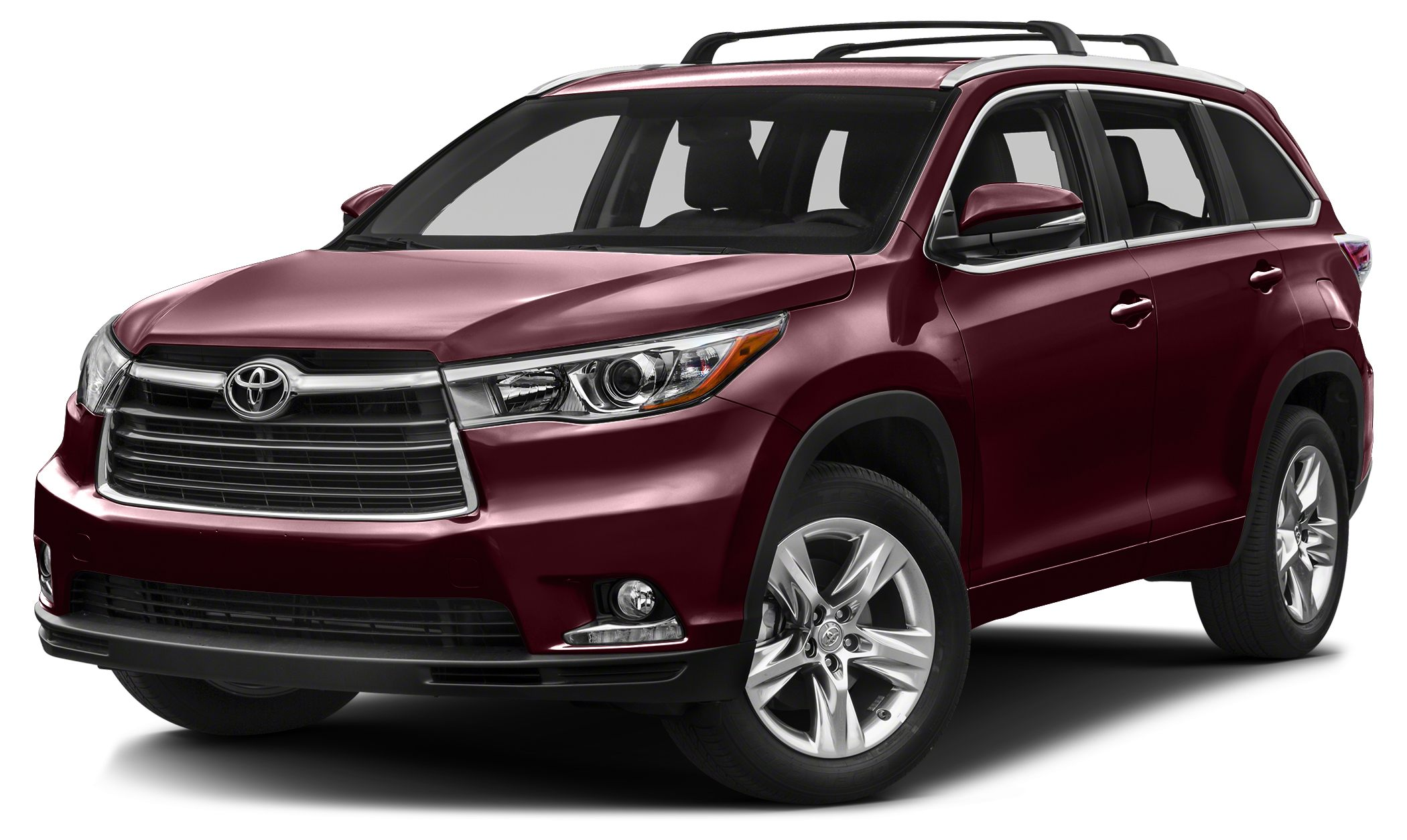 2016 Toyota Highlander Limited Platinum Miles 0Color Ooh La La Rouge Mica Stock 52314 VIN 5T