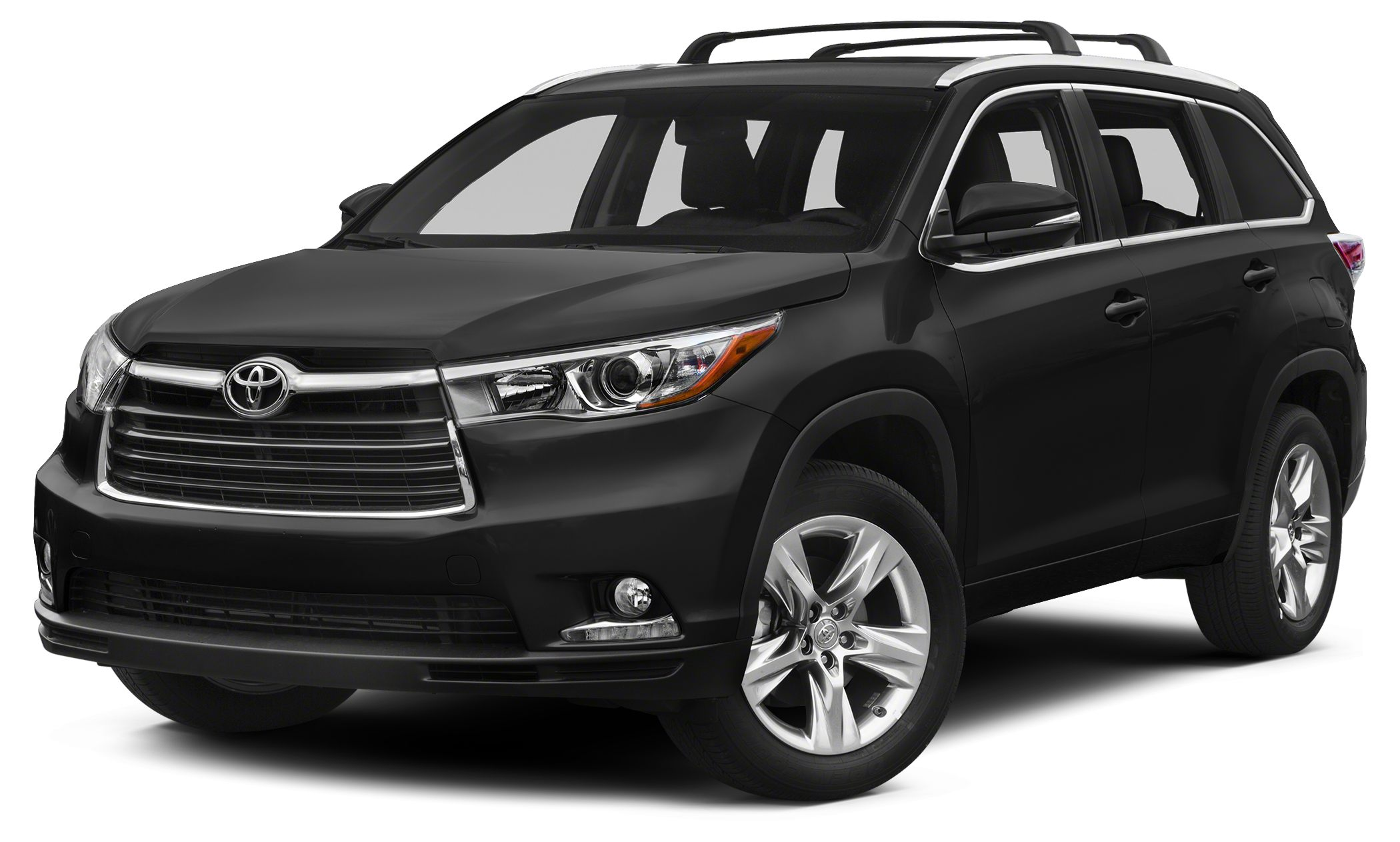 2015 Toyota Highlander Limited Platinum Miles 1816Color Black Stock T25693 VIN 5TDDKRFH0FS093