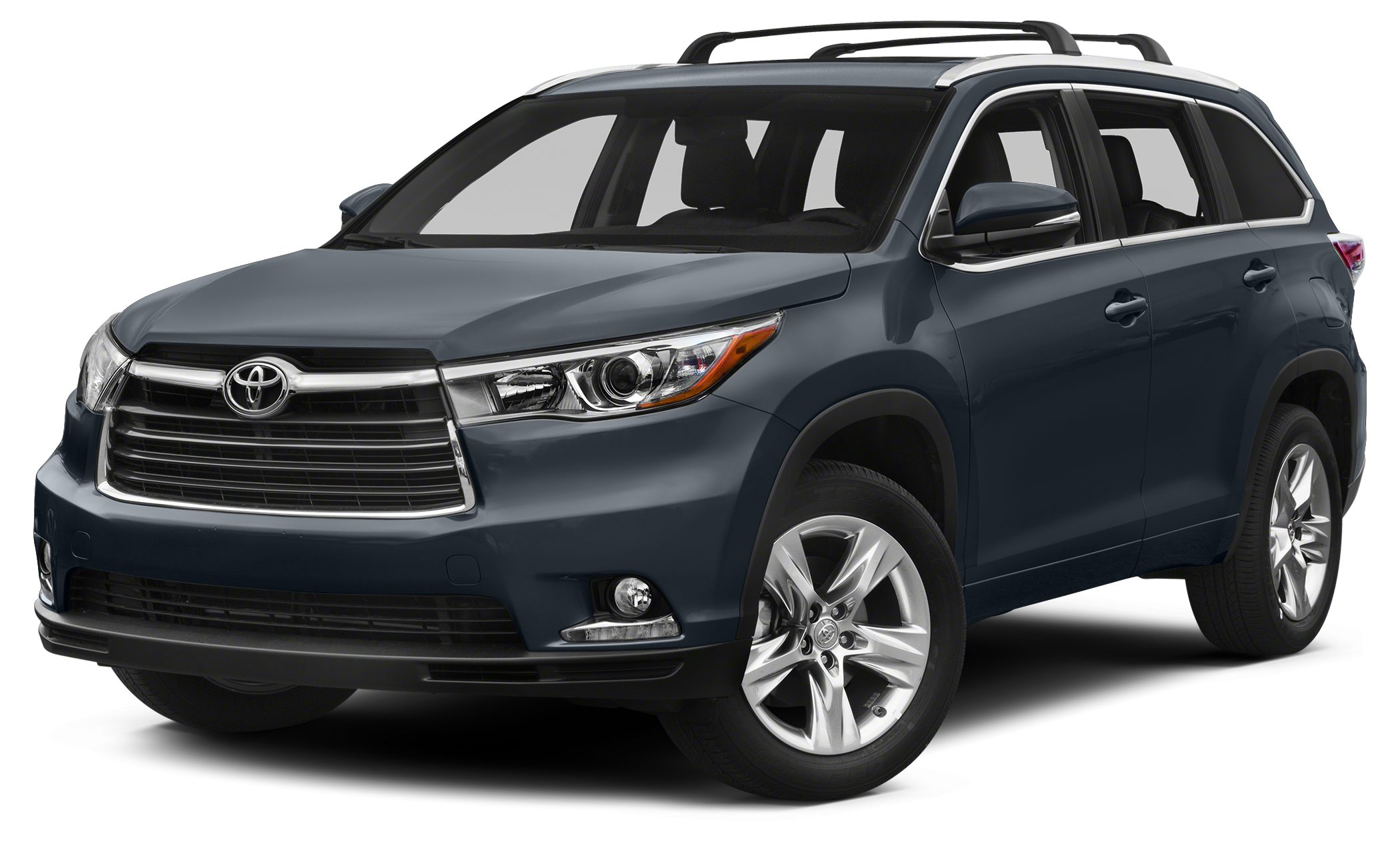 2014 Toyota Highlander XLE CARFAX 1-Owner ONLY 31571 Miles FUEL EFFICIENT 24 MPG Hwy18 MPG Cit