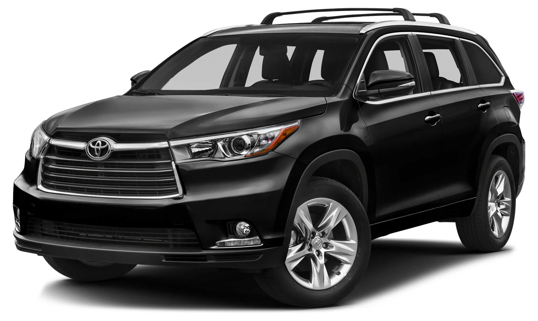 2015 Toyota Highlander XLE CARFAX 1-Owner ONLY 35059 Miles EPA 24 MPG Hwy18 MPG City XLE trim