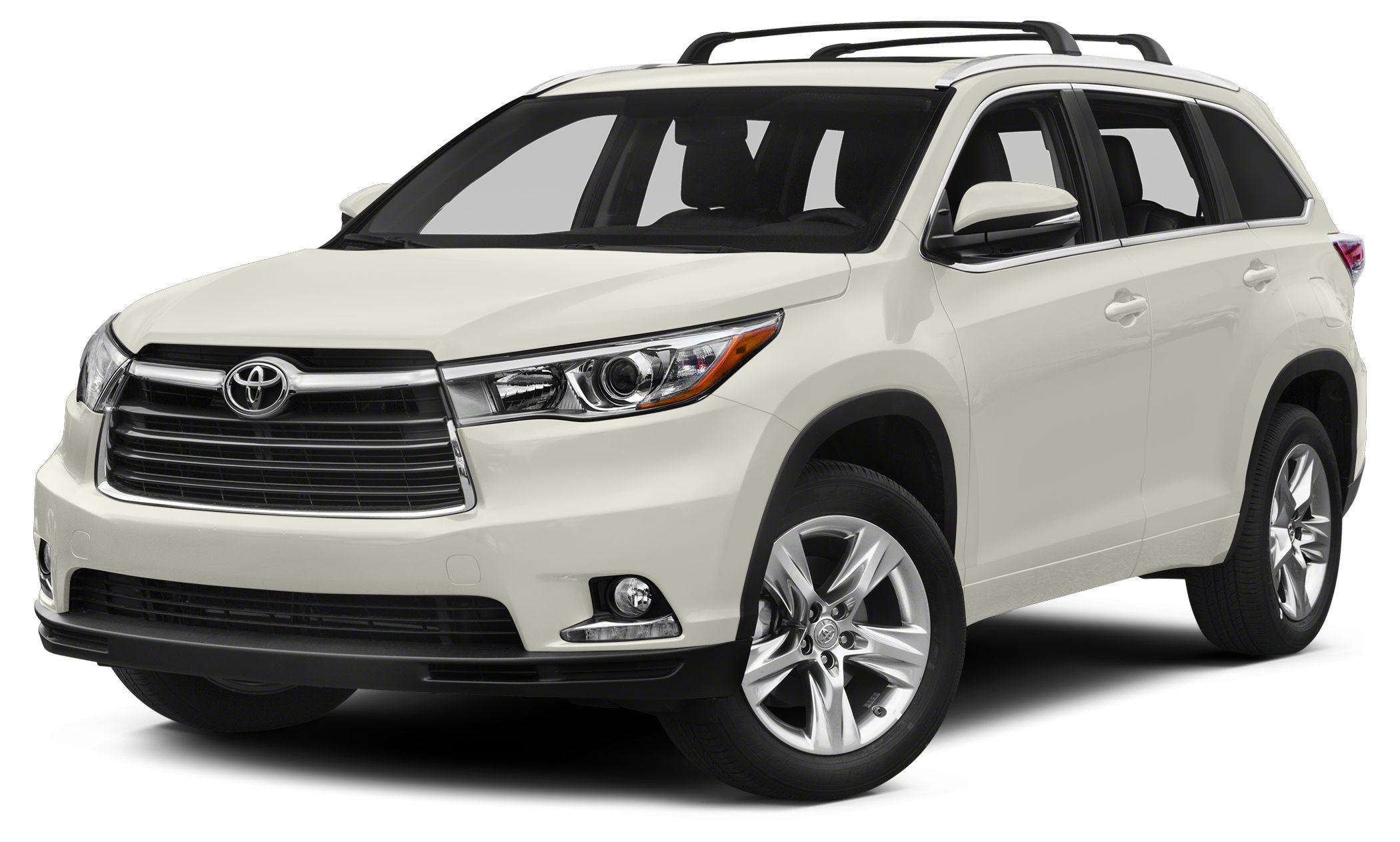 2014 Toyota Highlander Limited Platinum EPA 24 MPG Hwy18 MPG City 800 below Kelley Blue Book