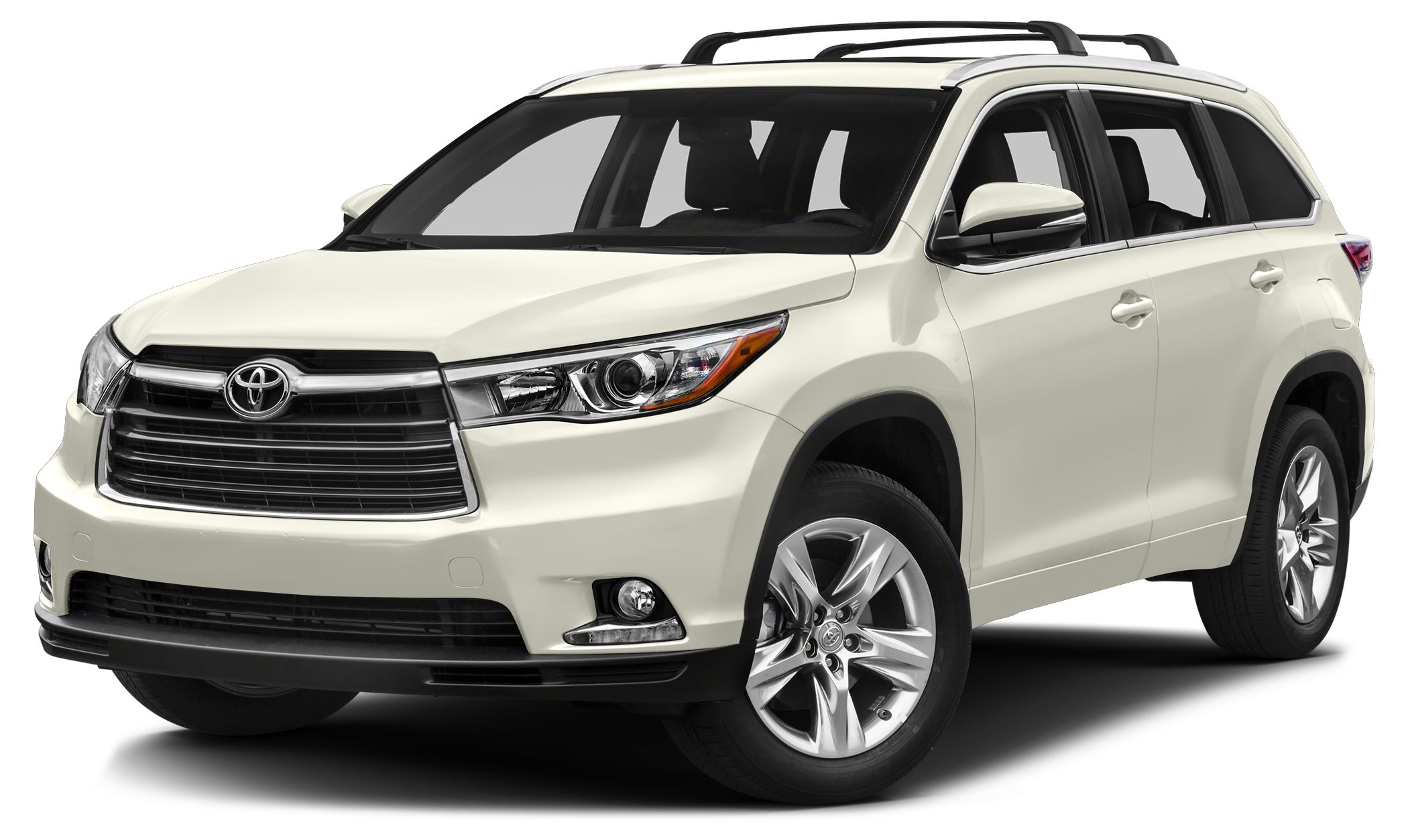 2015 Toyota Highlander LE Plus Make the most of your weeks and your weekends in the 2015 Highlande